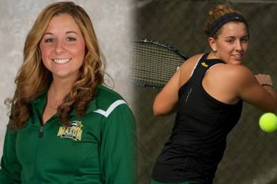 Brittany Pilkington is the new assistant tennis coach at Norfolk State