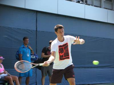 Bernard Tomic ends collaboration with managament company