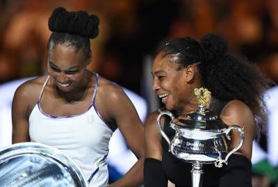 Venus Williams: 'Playing against Serena in a Major final was quite momentous'