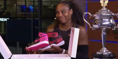 Michael Jordan makes a special gift and sends a letter to Serena Williams