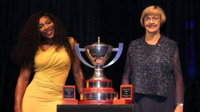 Margaret Court: 'I don't lose any sleep over Serena Williams beating my record'