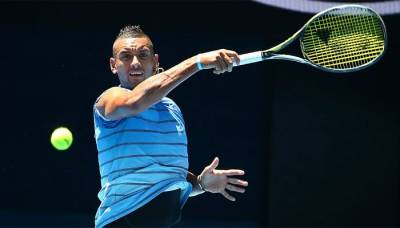 Nick Kyrgios: 'I hope to hire a coach soon, I have a couple of names in mind'