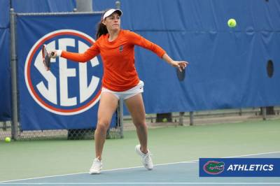 ITA Division I Women's Rankings - February 1, 2017: No changes in the Top 10, Florida is still the team to beat