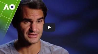 AO 2017: Roger Federer pre-final interview
