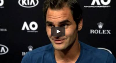 Federer Delighted With Australian Open 2017 Title Run