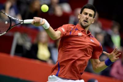 DAVIS CUP: Djokovic comes back to win! Serbia and Italy lead