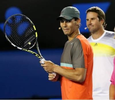 Pat Rafter: 'Rafael Nadal is the Favourite to win the French Open'
