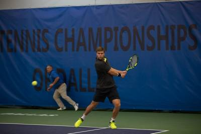 Friday's results in Challenger Tour: Harrison and Fritz reach the final. Mannarino and Rublev march on