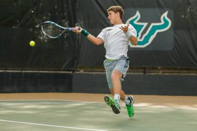 Div I / M: Ohio State tops South Florida 6-1, improving to 7-0 this spring