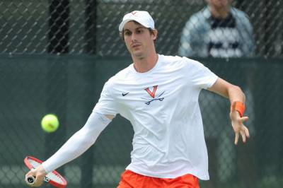 Div I / M: Virginia wins another close match, edging Kentucky by 4-3