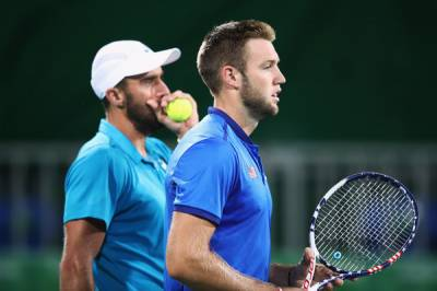 Jack Sock and Steve Johnson are on a smooth rode to US success at Davis Cup