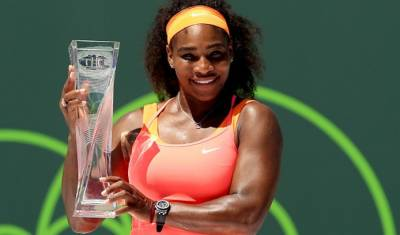WTA MIAMI - Entry List: Serena Williams wants the ninth title