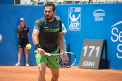 ATP QUITO: Winning start for the defending champion, Bellucci prevails against Tipsarevic