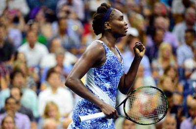 Venus Williams: 'For me success is being able to live my life with no regrets'