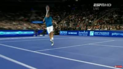 Roger Federer - Top 10 Exhibition Points