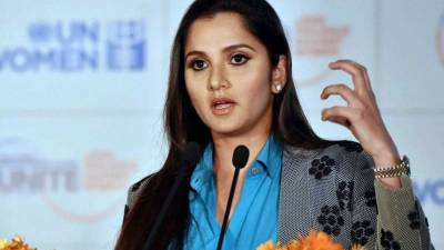 Sania Mirza Charged with Tax Evasion in India