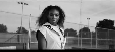 Serena Williams in the new Nike ad about equality