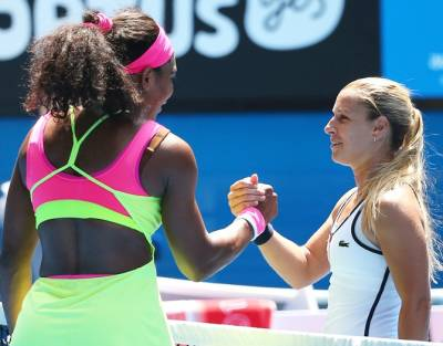 Dominika Cibulkova: 'Serena Williams's confidence is something we can all look up to'