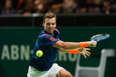 ATP ROTTERDAM: Berdych overcomes Copil, qualifiers Donskoy and Herbert also victorious