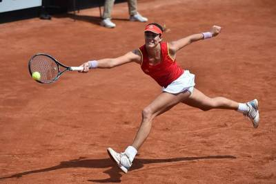 FED CUP - Play-offs draw: Spain to face France, Great Britain plays Romania