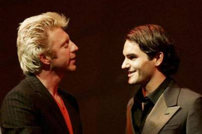 Boris Becker: 'The more Federer wins, the more he will want to play'