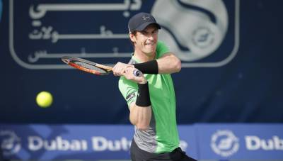 Andy Murray to play doubles in Dubai with a legend partner