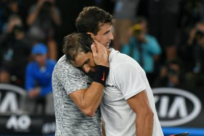 Grigor Dimitrov: 'The loss to Nadal hunts me down at night. I could have beat Federer too'