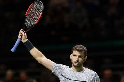 ATP ROTTERDAM: Strong performance by favorites. Dimitrov, Goffin, Tsonga, Thiem are all through