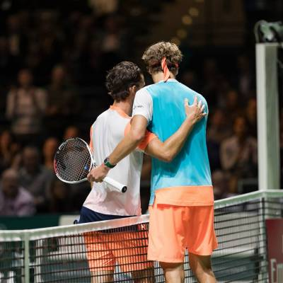 Alexander Zverev: 'Conditions in Rotterdam are horrible, the ball was very soft'