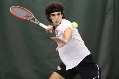 Skander Mansouri and Hayley Carter are the Atlantic Coast Conference Players of the Week