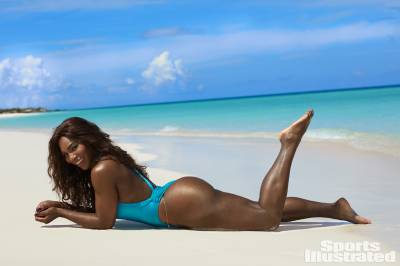 Serena Williams: I'M OFFICIALLY A THONG GIRL NOW!