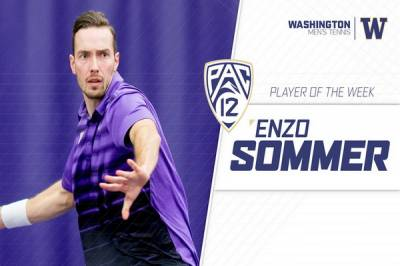 Enzo Sommer and�Maya Jansen are Pac-12 Players of the Week