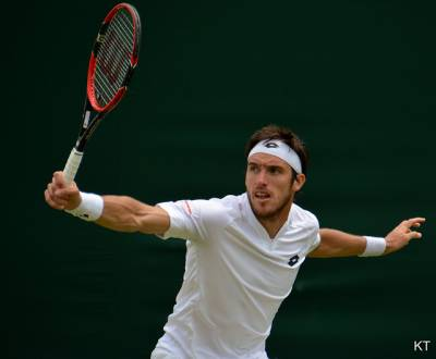 Argentinean Leonardo Mayer reveals how big his desire to win Davis Cup title was