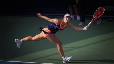 WTA DUBAI - MAIN DRAW: Kerber and Cibulkova in the top half, Pliskova and Radwanska in the bottom's