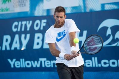 ATP DELRAY BEACH - MAIN DRAW: Raonic and Karlovic lead the field. Del Potro to play Anderson in R1