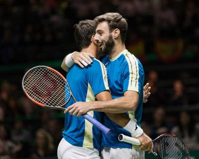 ATP DOUBLES: Ivan Dodig and Marcel Granollers-Pujol conquer Rotterdam Open