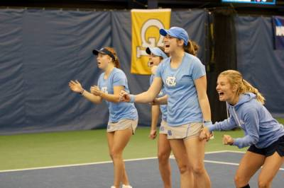 2017 ITA Division I National Women?s Team Indoor Championship - All-Tournament Team
