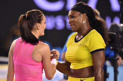 Agnieszka Radwanska 'When Serena Williams is on Fire, She is the No. 1 for Sure'