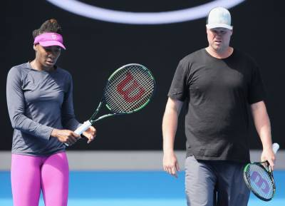 Venus Williams' coach David Witt named PTR touring coach of the year