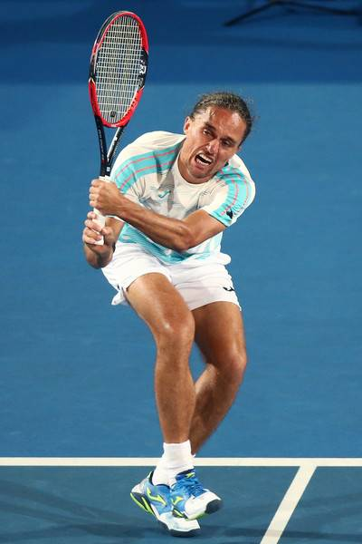 The comeback of Alexandr Dolgopolov at The Argentina Open