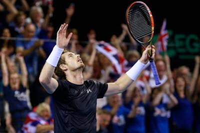 Davis Cup, France-Great Britain on clay. Andy Murray may not play
