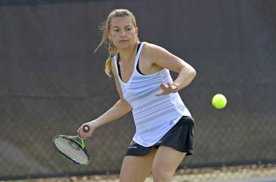 Vasilyeva, Konfederak give GGC tennis sweep of AII honours