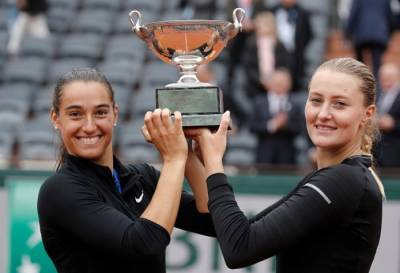 Kristina Mladenovic: 'I didn't criticize Caroline Garcia after the Fed Cup tie lost earlier this month'