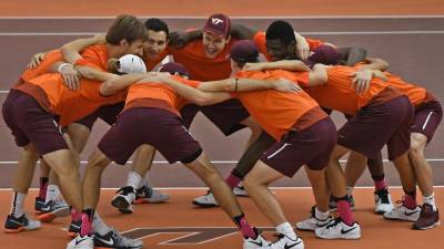 Hokies to compete at the Blue Gray National Tennis Classic