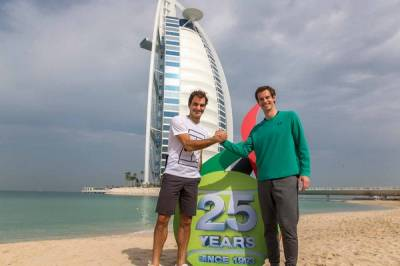 ATP DUBAI - MAIN DRAW: Federer opens campaign against Paire, could meet Murray in the semis
