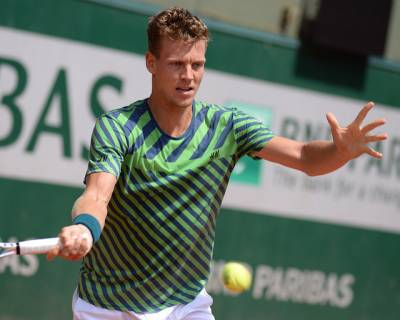 Tomas Berdych not used to be ranked at number 14 in the world