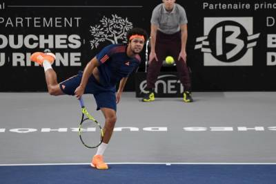 ATP MARSEILLE: Tsonga dethrones Kyrgios, will meet Pouille in all-French final