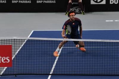 ATP MARSEILLE: In-form Tsonga breezes past Pouille for his 14th ATP crown, the third here