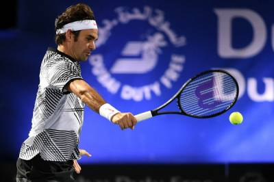 ATP ANALYSIS: Key aspects behind Federer's commanding win over Paire in Dubai