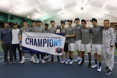 2017 ITA Division III Men's Team Indoor Championship: Emory tops Chicago to defend the title